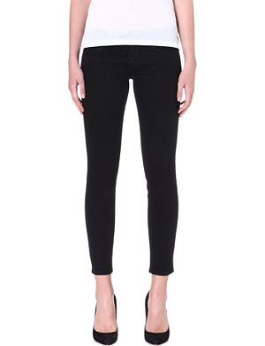 THE KOOPLES Lightweight canvas jeans