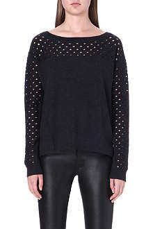 THE KOOPLES Pull-over wool jumper