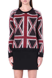 THE KOOPLES Union Jack jumper
