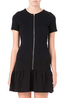 THE KOOPLES Zip-front dress