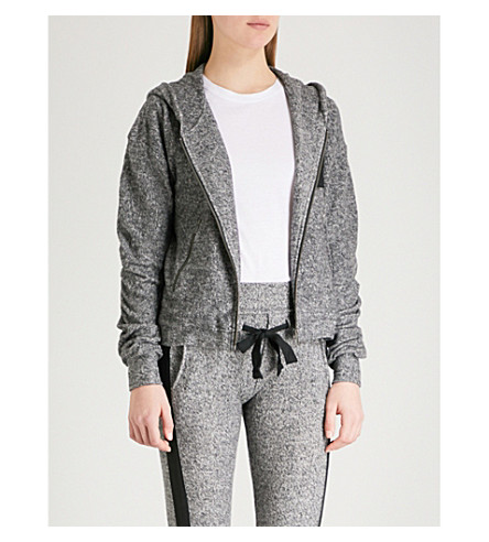 THE KOOPLES Printed knitted jacket (Gry23