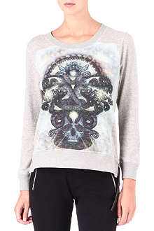 THE KOOPLES SPORT Skullhead jumper