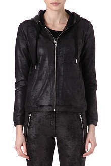 THE KOOPLES SPORT Coated hoody