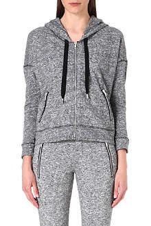 THE KOOPLES SPORT Speckled print hoodie