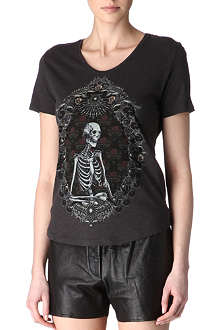 THE KOOPLES Skeleton t-shirt