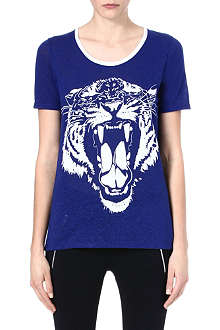 THE KOOPLES SPORT Tiger head t-shirt