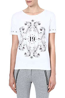 THE KOOPLES SPORT Kaleidoscope Tigers t-shirt