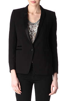 THE KOOPLES Satin lapels blazer