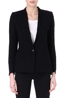THE KOOPLES SPORT Crepe jacket