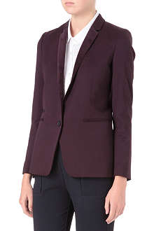 THE KOOPLES Velvet-lapel blazer