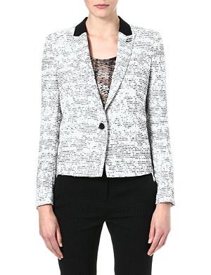 THE KOOPLES Striking tweed jacket