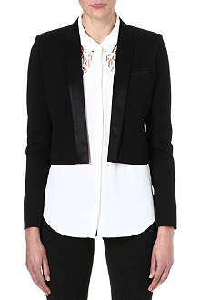 THE KOOPLES Cropped dinner jacket