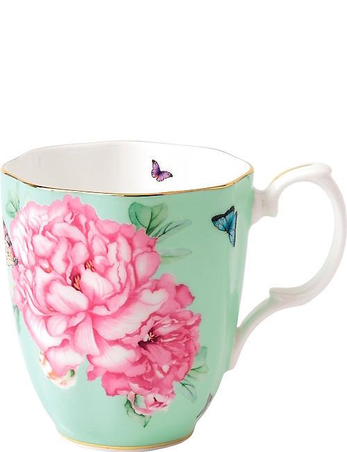 ROYAL ALBERT Miranda Kerr Friendship green mug