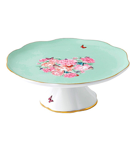 ROYAL ALBERT Miranda Kerr Blessings small cake stand