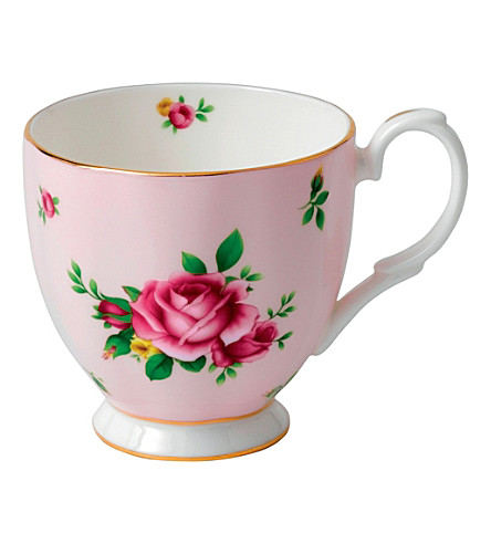 ROYAL ALBERT New Country Roses mug