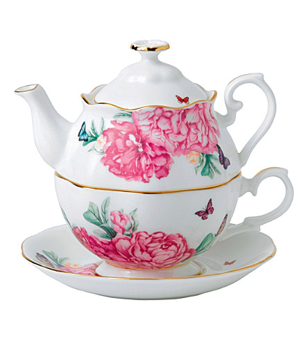 ROYAL ALBERT Mirand 茶叶一 0.49l/1.03pt f 船