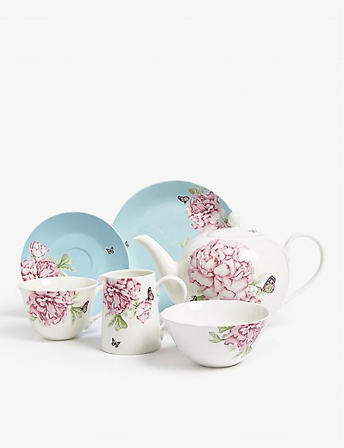 ROYAL ALBERT Everyday Friendship tea party 15-piece set