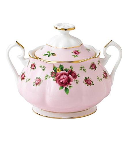 ROYAL ALBERT New Country Roses sugar bowl