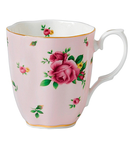 ROYAL ALBERT Ncrpnk mug 0.4l vintage bxd