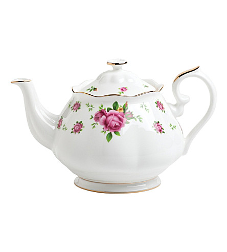 ROYAL ALBERT Ncrwht 茶壶1.25l 葡萄酒