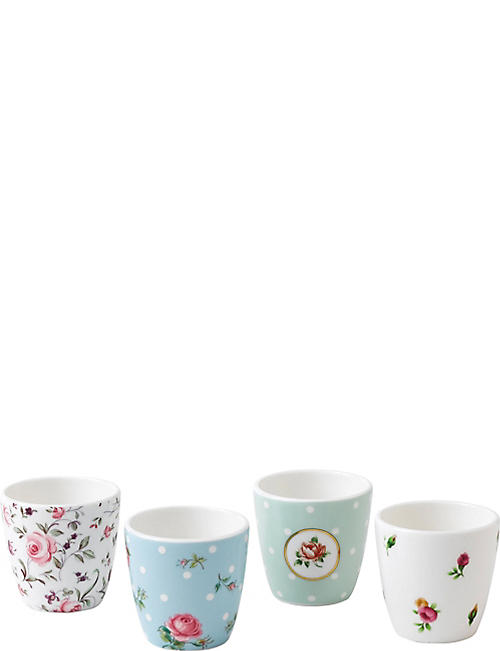Search results for edit gifts easter eggs selfridges shop online royal albert egg cup gift set of 4 negle Images