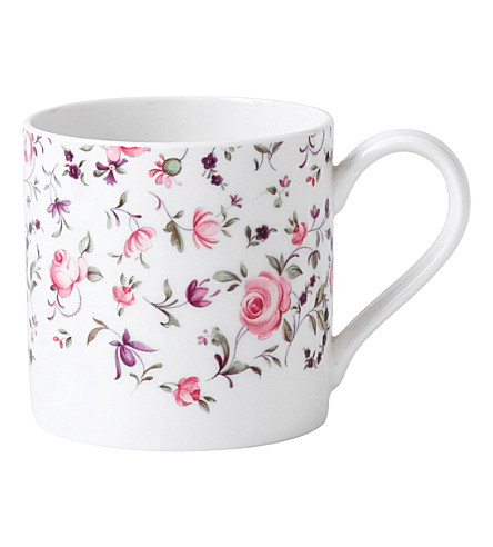ROYAL ALBERT Rose Confetti mug