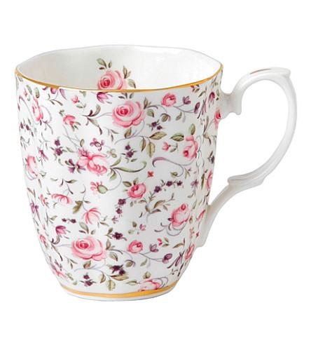 ROYAL ALBERT Rsecon mug 0.4l vintage bxd