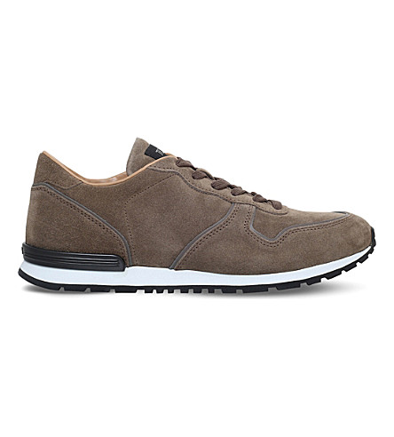 TODS Suede trainers
