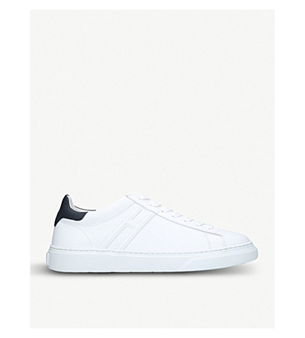 HOGAN H365 leather trainers (White