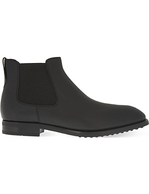 TODS Leather Chelsea boots