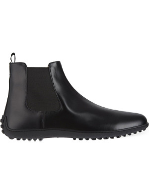 CARSHOE Leather Chelsea boots