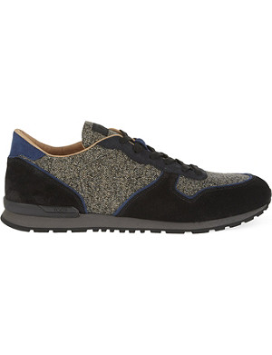 TODS Active melange running trainers