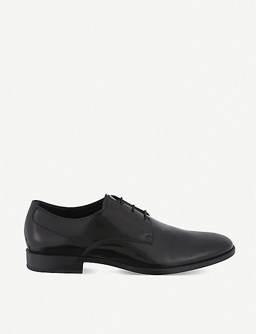 TODS Leather derby shoes 7b7058d829c