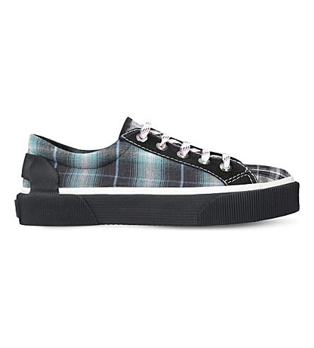 LANVIN Tarten sneakers (Blue/drk.c