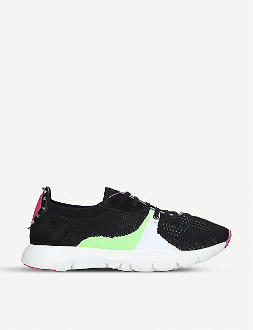Charms Nike Air 3 Trainers Mens Trainers Shop Mens Trainers COLOUR-white/black/blue