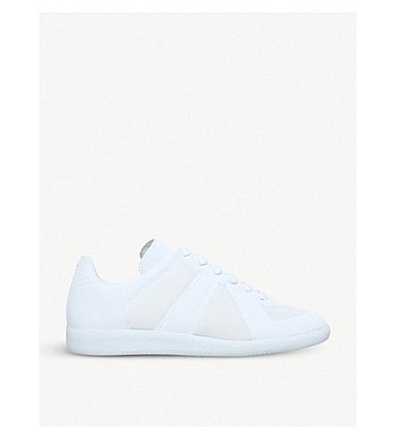 MAISON MARGIELA Replica Techno trainers (White