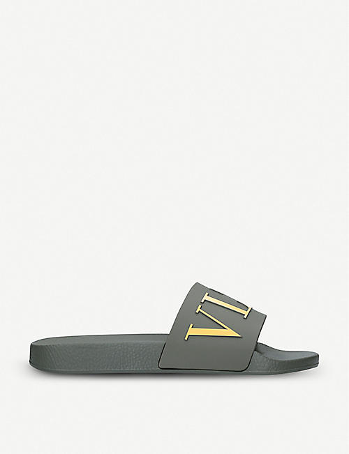 Thom Browne Sandals for Men On Sale, Red, Leather, 2017, EUR 40 - UK 6 - USA 7 EUR 42.5 - UK 8.5 - USA 9 EUR 44 - UK 9.5 - USA 10
