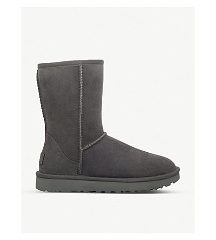 UGG Classic ii Short sheepskin boots (Grey