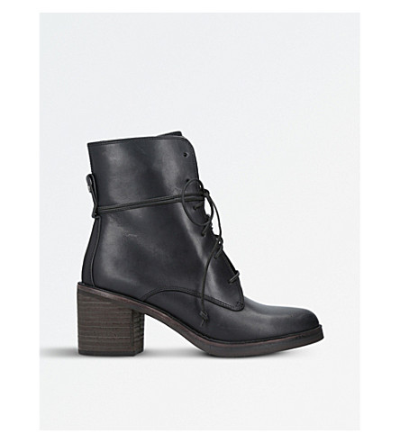 UGG Oriana leather ankle boots (Black
