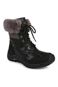 UGG Adirondack II leather calf-high boots