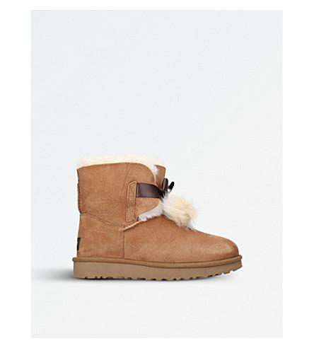 UGG Gita sheepskin boots (Brown