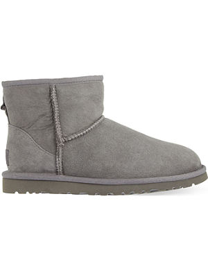 UGG Classic Mini sheepskin boots