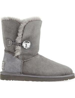 UGG Bailey Bling sheepskin boots