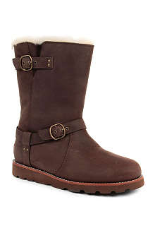 UGG Noira leather boots