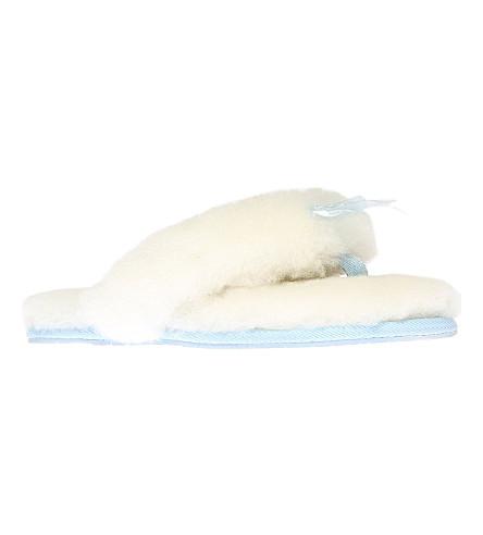 UGG Flip Flop I Do slippers (White