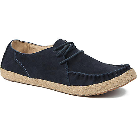 UGG Azin suede moccassins (Navy