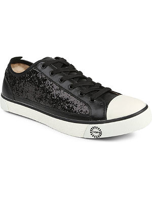 UGG Evera glitter trainers
