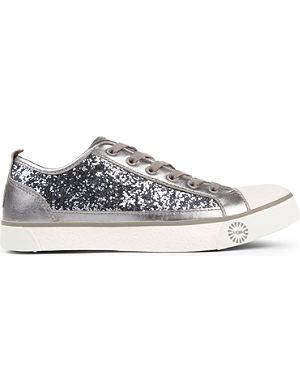 UGG Evera glitter trainers