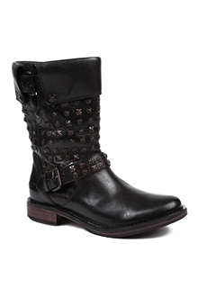 UGG Conor sudded biker boots