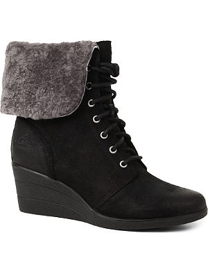UGG Zea ankle boots